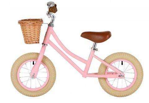 Moonbug Balance Pink 12 Zoll Bike