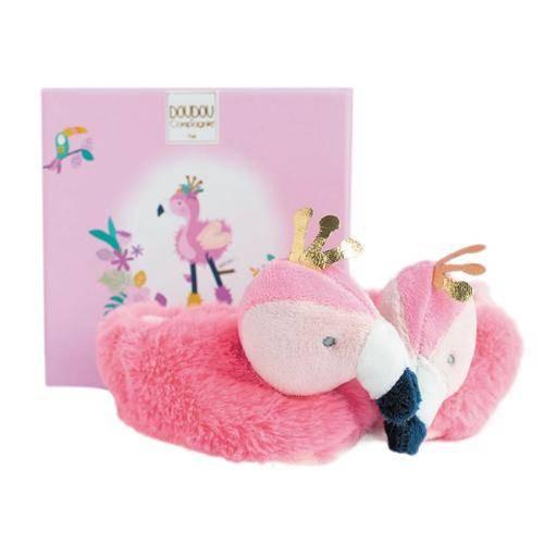Rasselfüsslinge Flamingo