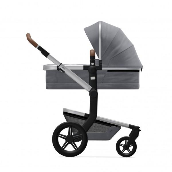 Day + Gorgeous Grey mit Regenschutz, PolarFussack, Sonnenschirm, Wickeltuch, ShoppingBag