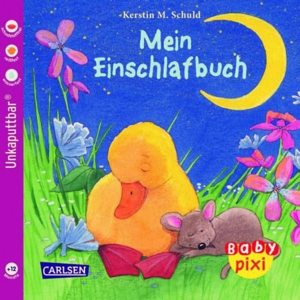 Baby Pixi 25 Mein Einschlafbuch