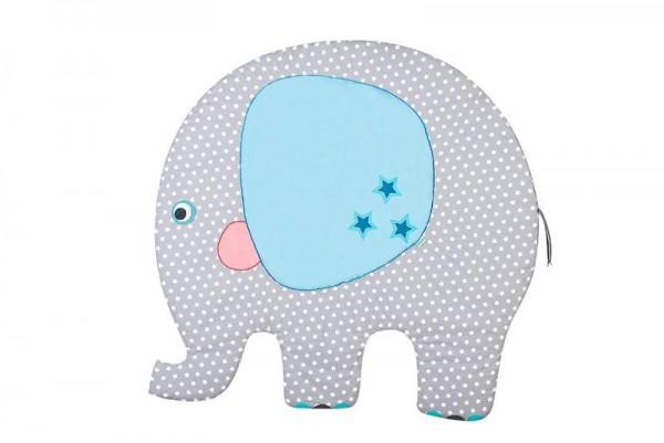 Krabbeldecke Elefant George 130x125cm