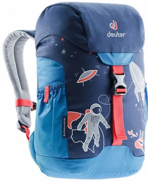 Kinder-Rucksack Schmusebär blau