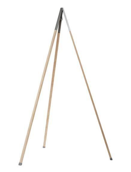 Stativ zu Hängewiege 242-275 cm Holz
