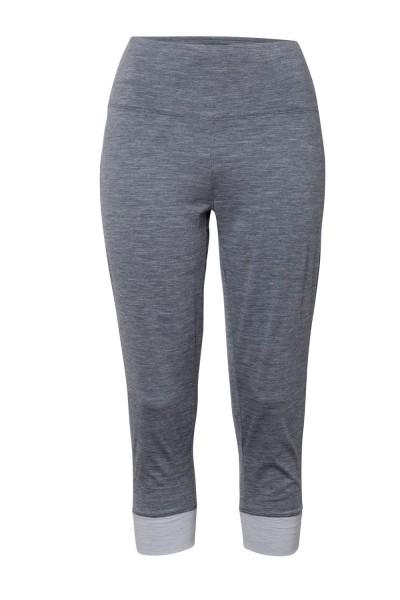 Women L Leggings dark grey Stay Warm