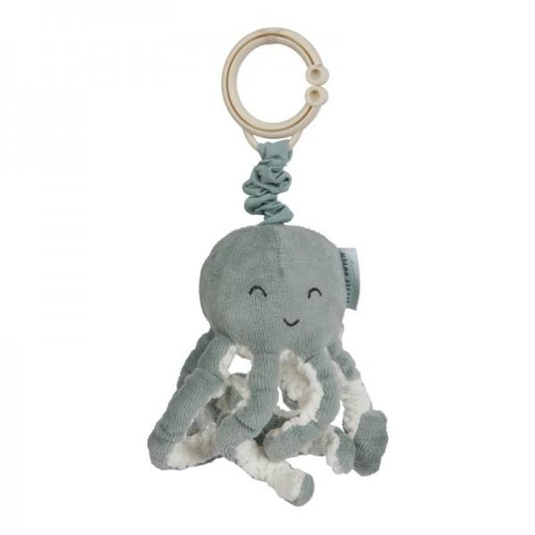 Zittertier Oktopus Ocean mint