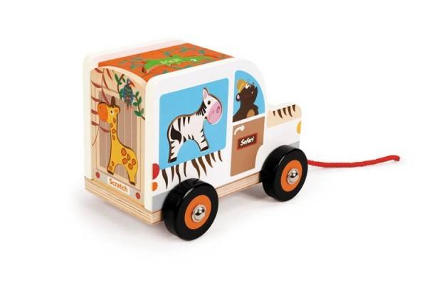 Sortierauto Safari