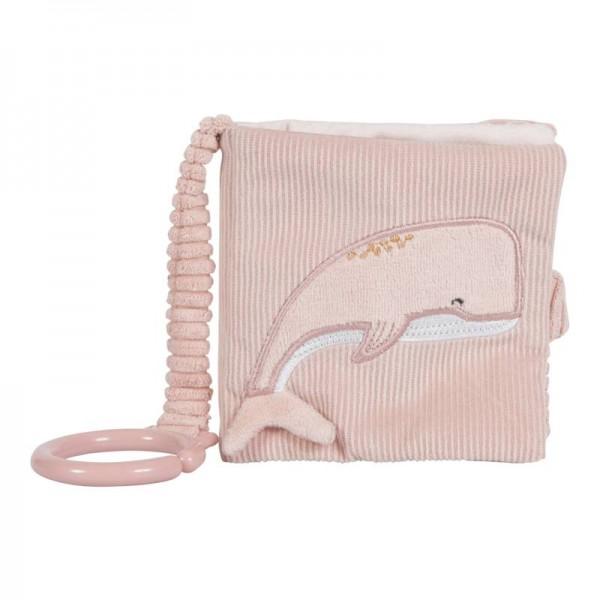 Buggy-Fühlbuch Ocean pink