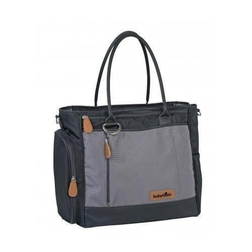 Wickeltasche Essential Bag black