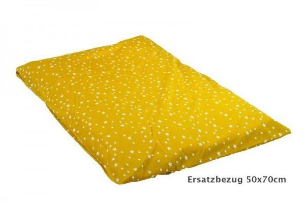 Wickelkissenbezug 54x77 SECURE Yellow Mix