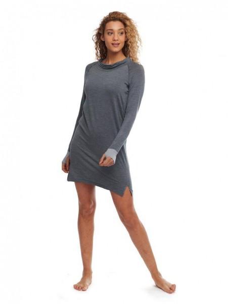 Women XL Nachthemd dark grey Stay Warm