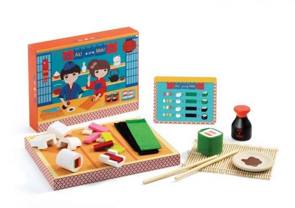 Aki und Maki Sushi Set