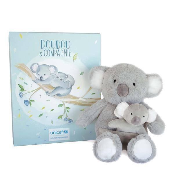 Koala Mama & Kind 25cm Unicef