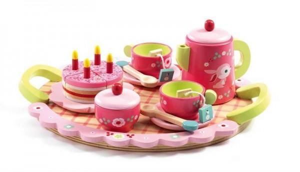Lili Rose's Teeparty Set Holz