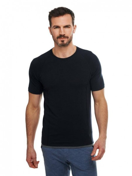 Men XL T-Shirt winter nights Stay Warm