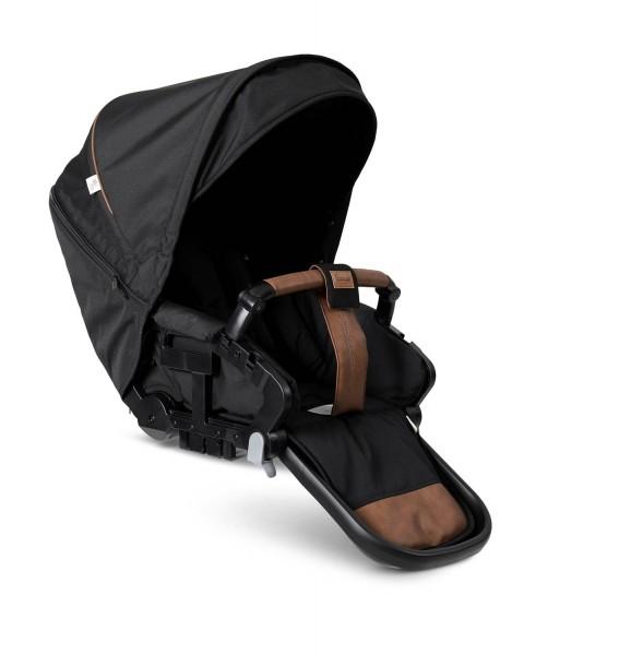 NXT Sitz Flat Outdoor Black