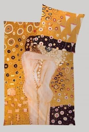 Bettwäsche Garnitur The Kiss 160x210cm 50x70cm