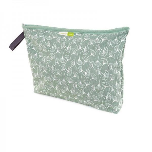 Wetbag medium 34x22 ginko green