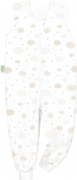 Sommer-Hopsi 98/104 Jersey cloudy soft cookie