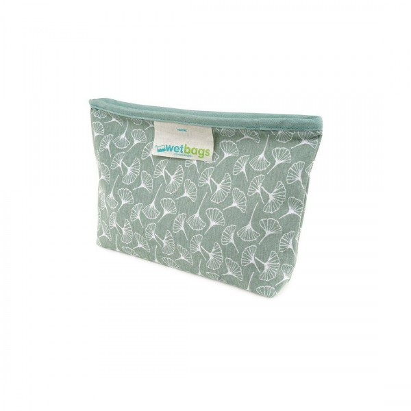 Wetbag small 24x15 ginko green
