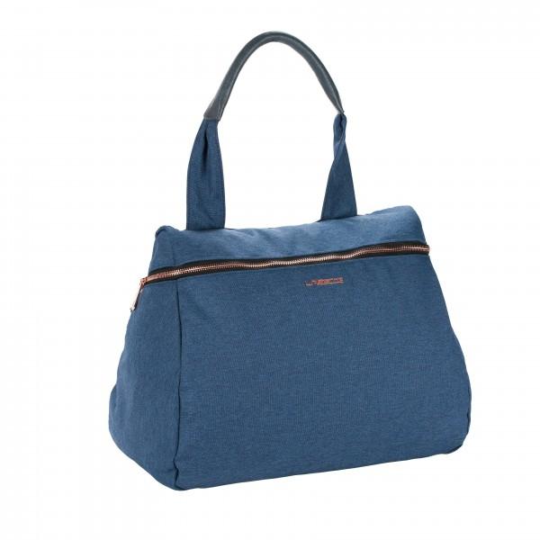 LÄSSIG Glam Rosie Bag Blau