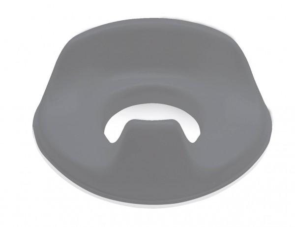Toilettensitz de Luxe griffin grey