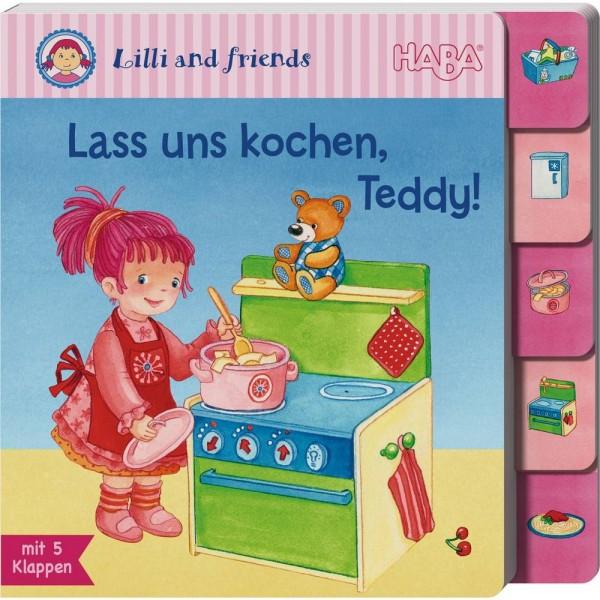 Lass uns Kochen, Teddy Kinderbuch