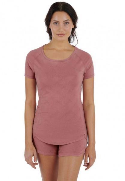 Women L T-shirt Sunrise rose Balance