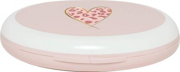 Maniküre Set pink Leopard