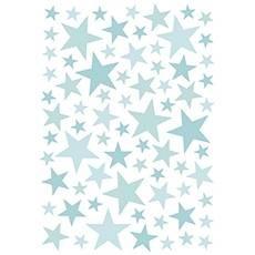 A3 Sticker Stars Combo aqua remix