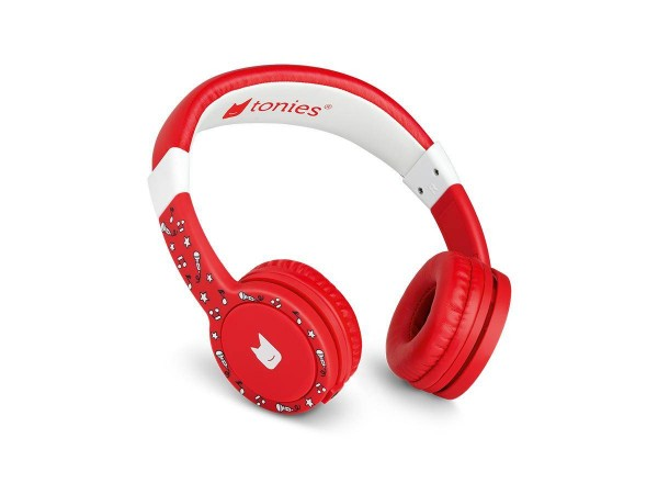 Tonie-Lauscher Rot Kopfhörer