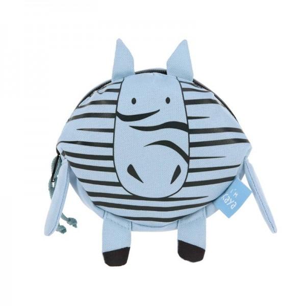 Mini Bauch- und Schultertasche Kaya Zebra