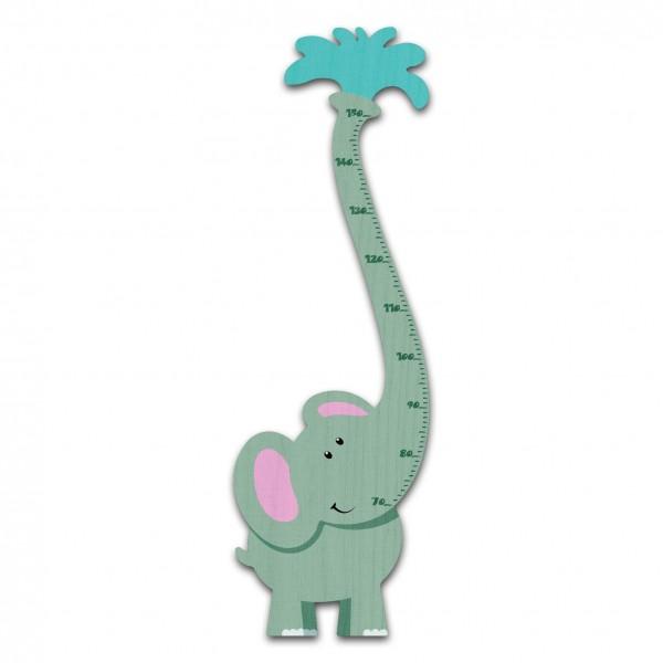 Messlatte Elefant