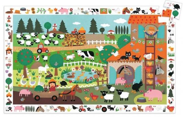 Bauernhof Puzzle 35 Teile