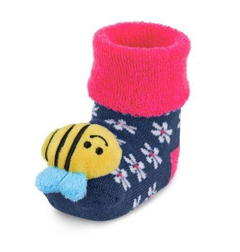 Rasselsöckchen Biene