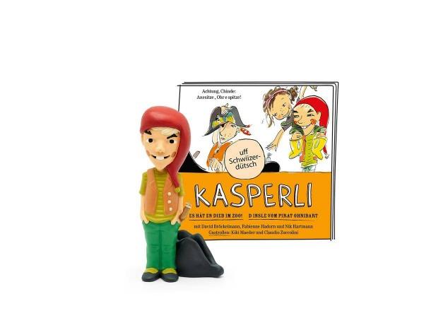 Kasperli Im Zoo!/Pirat Ohnibart Mundart