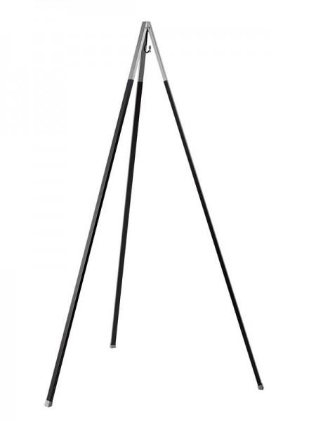 Stativ zu Hängewiege 242-275 cm Alu grau