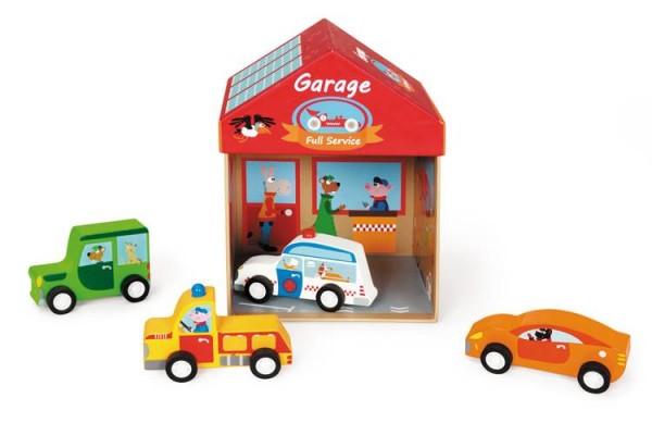Spielewelt Garage