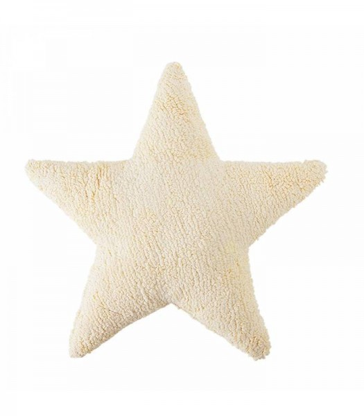 Kissen Star Vanilla