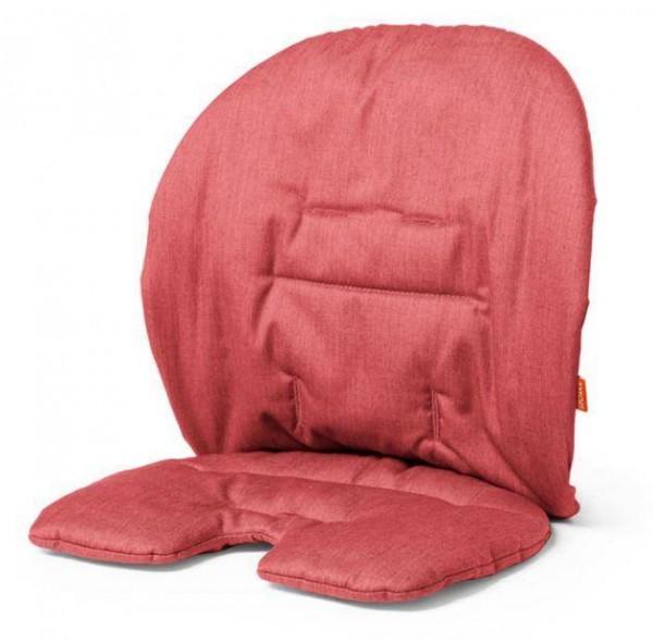 Steps Sitzkissen für Baby-Set Rot