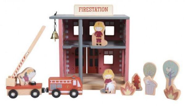 Zug-Set Feuerwehr