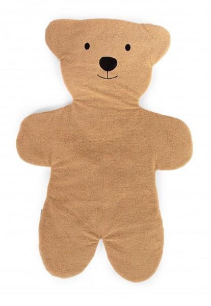 Teddy Spielteppich 150cm caramel