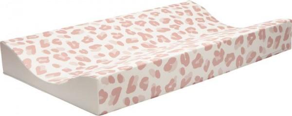 Wickelkissen pink Leopard