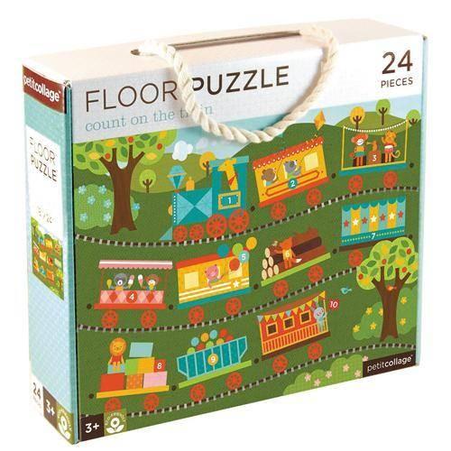 Floor Puzzle Zug 24 Teile