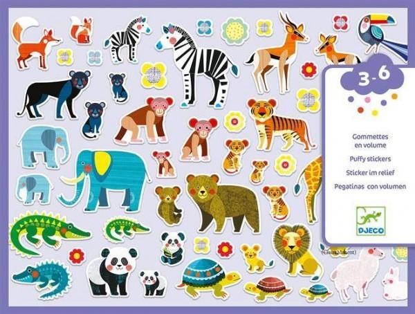 100 Sticker Relief Mama & Baby