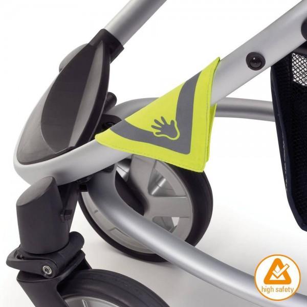 2Stk Kinderwagen-Reflektoren DIAGO