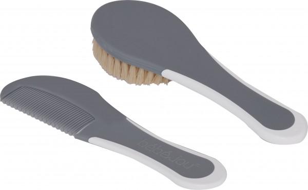 Kamm + Bürste griffin grey