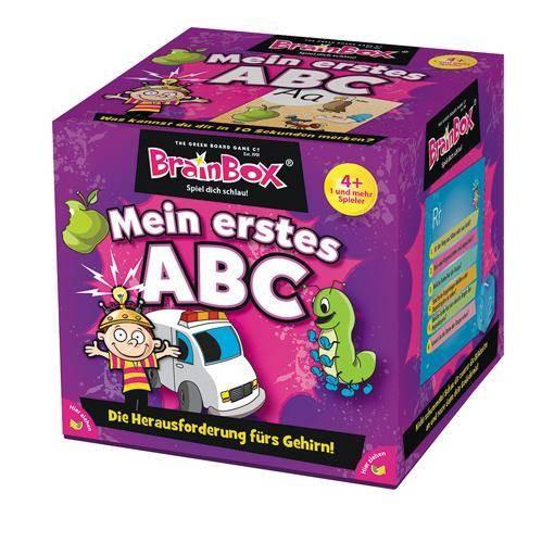 BrainBox Mein erstes ABC 4+