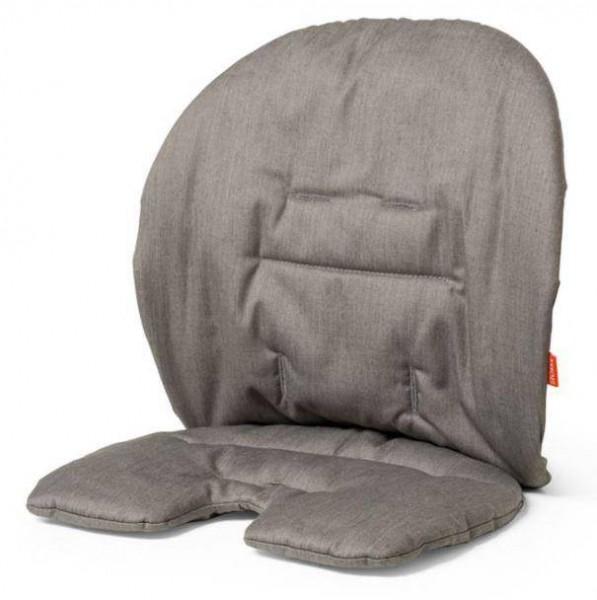Steps Sitzkissen für Baby-Set Grau