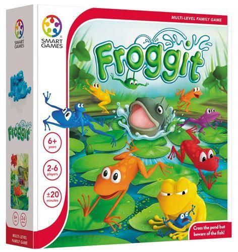 Froggit - Fischalarm im Froschteich