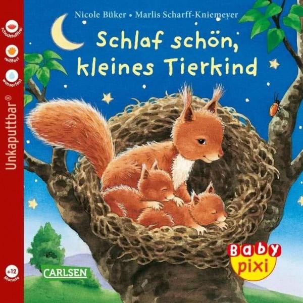 Baby Pixi 40 Schlaf Schön